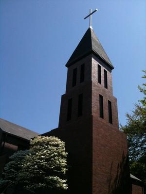 菊名教会塔